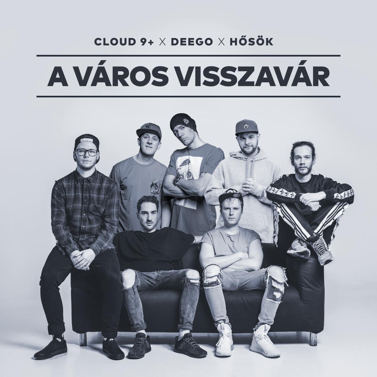 Újabb magyar nyelvű dallal jelentkezett a Cloud 9+
