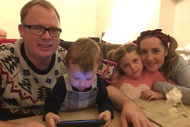 A család teljesen széthullott, amióta Roberts megbetegedett © GoFundMe