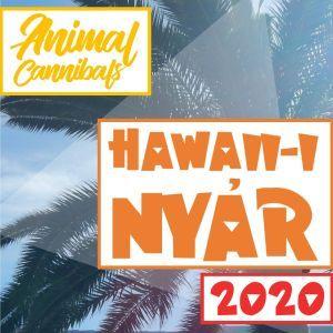Animal Cannibals - Hawaii-i nyár 2020