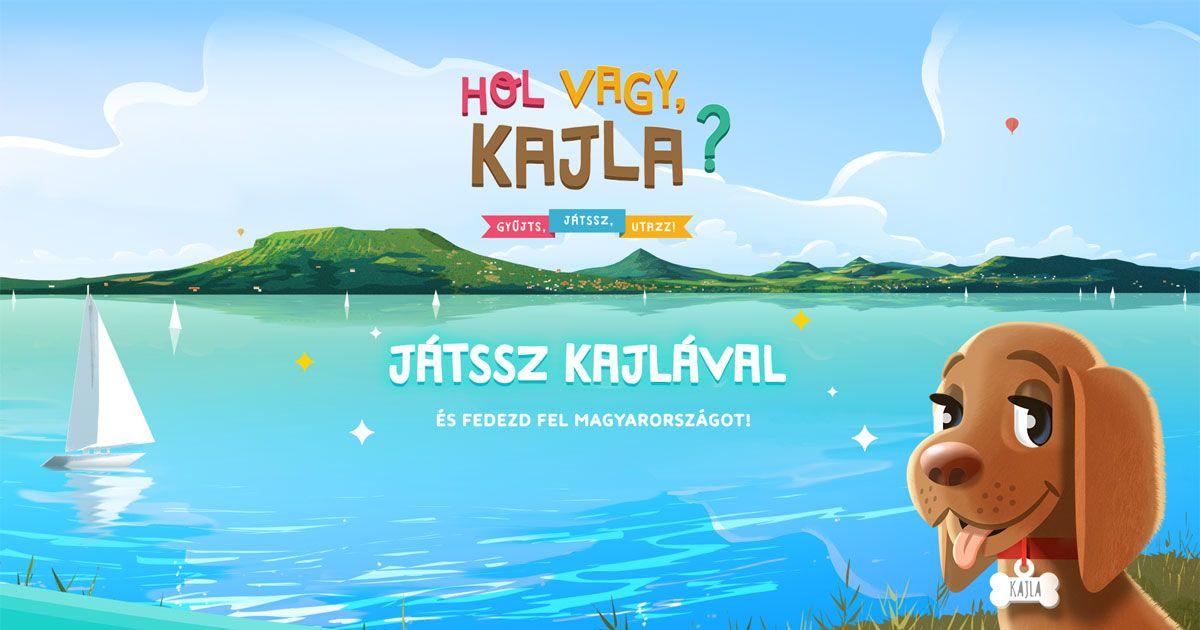 A Debreceni Vidámpark is csatlakozott a Kajla - Országos turisztikai kampányhoz!