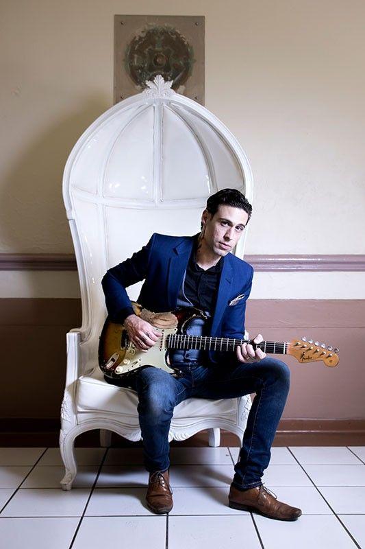 Dan Patlansky: új budapesti helyszínen játszik a blues gitármágus