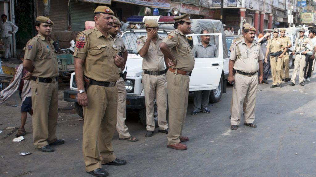 Két napig fel sem tűnt a rendőröknek, hogy kirabolták a rendőrkapitányságukat