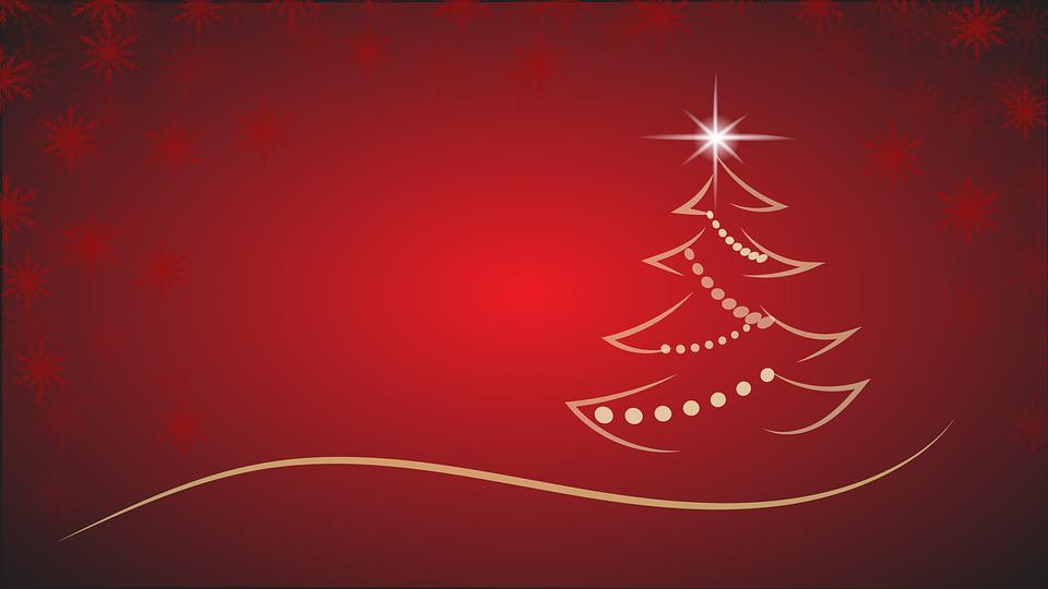 Karácsonyfa forrás: Pixabay
