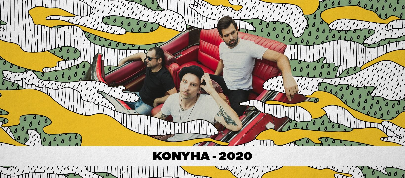 Új dalok írására buzdítja az otthon maradt zenészeket a Konyha