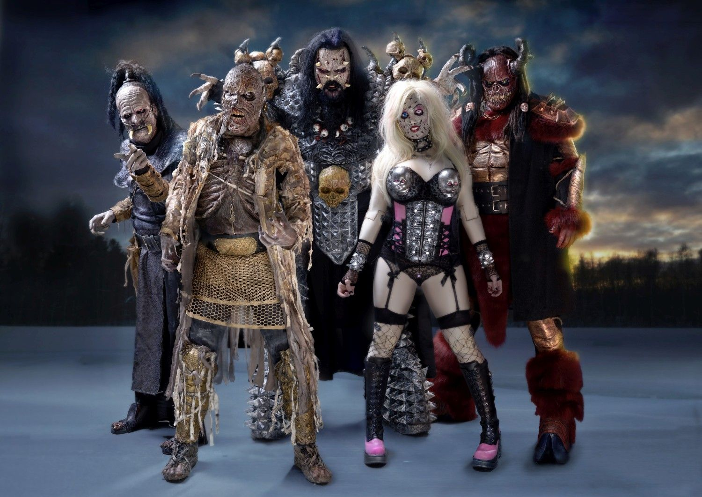 Lordi koncert a Barba Negrában