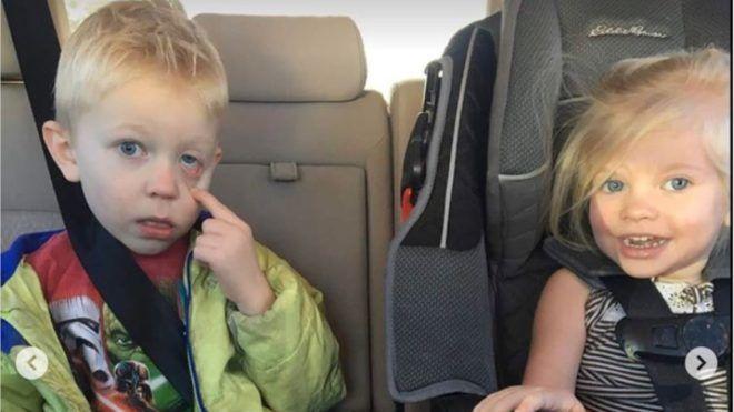 Kutyatámadástól mentette meg kishúgát a hatéves, hős kisfiú
