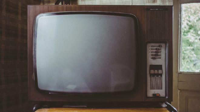 Egy régi tévékészülék (Fotó: Pixabay)