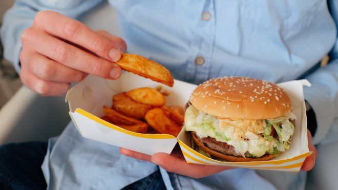 Hamburger - Fotó: ready made/Pexels